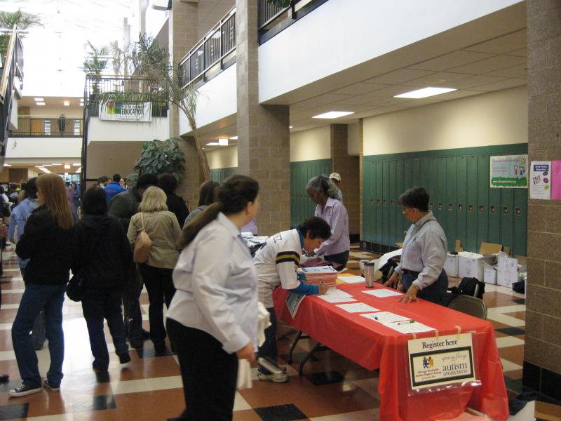 2010 Spring Fling Registration